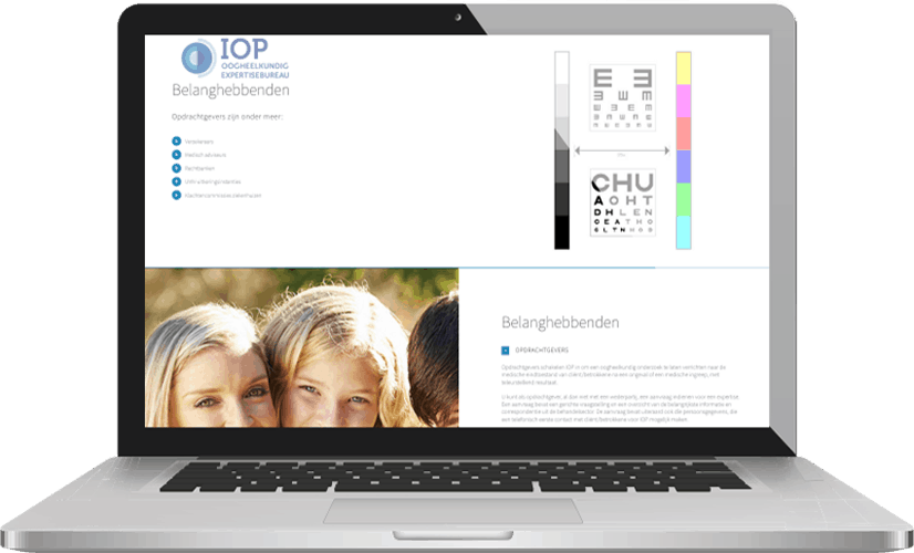 Project iop expertise